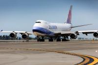 ニュース画像:チャイナエアライン、747-400Fで運航する台北/深圳線でUPSと提携
