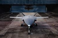 豪初の無人機ロイヤル・ウイングマン1号機、エンジン火入れの画像