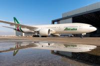 アリタリア航空、羽田/ローマ線 2021年3月に就航再延期の画像