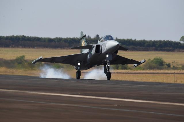 ニュース画像 1枚目:ブラジル空軍向けグリペン