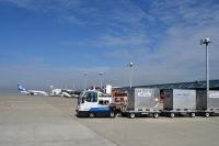 ニュース画像 4枚目:中部国際空港での実証実験