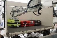 ニュース画像 2枚目:手荷物積み付けロボット