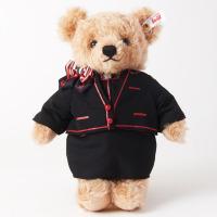 JAL新制服テディベア、予約販売開始 500体限定の画像