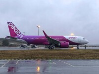 ピーチ、A320neo初号機を受領の画像
