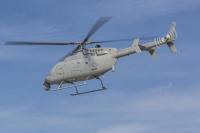 ニュース画像:MQ-8Cファイアスカウト無人偵察・攻撃ヘリ、11時間滞空に成功