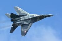 ニュース画像 1枚目:ポーランド空軍のMiG-29