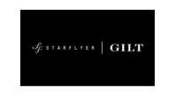 スターフライヤー、GILTと提携 10月から会員向け新サービスの画像