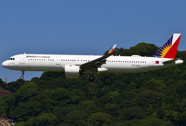 ニュース画像 1枚目:フィリピン航空 イメージ (あしゅーさん撮影)
