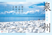 ニュース画像:JAL「SKYWARD」、10月特集は大阪・泉州