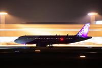 ニュース画像:ピーチ、A320neo初号機 10月25日運航開始