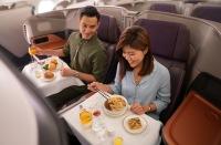 A380がレストランに、シンガポール航空「地上で楽しめる企画」の画像