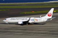 「憩うよ、沖縄。」特別塗装機、ようやく就航の画像