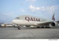 ニュース画像 4枚目:カタール航空 A380