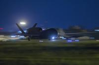 ニュース画像:グローバルホーク、9月28日まで全6機 横田からグアム帰投