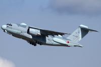ニュース画像 2枚目:RC-2、胴体横、主翼前方、尾翼のフェアリングが確認できる (Hariboさん撮影)