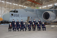 ニュース画像 3枚目:入間基地でのRC-2配備記念式典