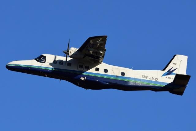 ニュース画像 1枚目:新中央航空 ドルニエ228 (=JAかみんD=さん撮影)