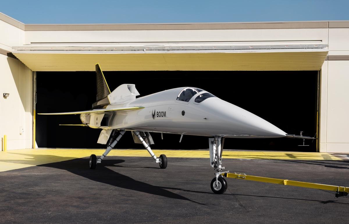 ニュース画像 1枚目:超音速実証機 XB-1