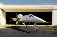 ニュース画像:JAL支援の超音速実証機「XB-1」ロールアウト 2021年初飛行