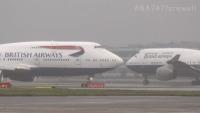 ニュース画像:ブリティッシュ・エアウェイズ、747退役完了