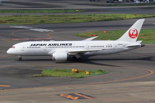 ニュース画像 1枚目:JAL(メンチカツさん撮影)