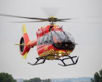 ニュース画像:メインローター5枚のH145、初号機納入 日本は2021年春