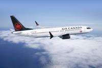 ニュース画像:エア・カナダ、737MAXを9機売却 リースに変更で資金確保