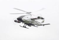 ニュース画像:無人コンパウンド・ヘリコプター「K-RACER」 飛行試験に成功