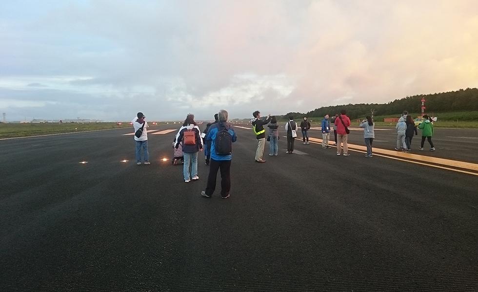 旭川空港、11月1日に滑走路ウォーク 参加者を募集 | FlyTeam ニュース