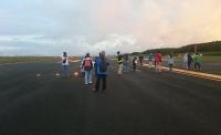 ニュース画像:旭川空港、11月1日に滑走路ウォーク 参加者を募集