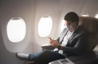ニュース画像:IATA、機内のコロナ感染は低リスク 12億人中44件