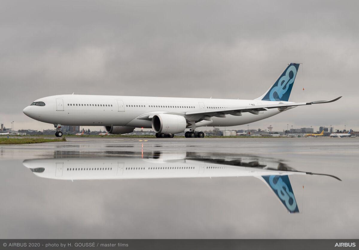 ニュース画像 1枚目:A330-900 MTOW 251トン