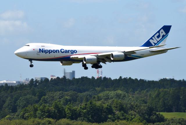 ニュース画像 1枚目: 日本貨物航空(mojioさん撮影)