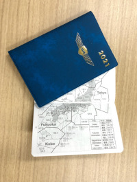 ニュース画像:JAPA、2021年版「卓上カレンダー」「パイロット手帳」販売開始