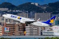 ニュース画像:スカイマーク、12月運航率97%に上昇 年末年始は全便運航