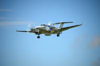 ニュース画像:アメリカ税関・国境警備局、キングエア350CERが27機体制に