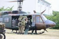 ニュース画像:北部・東北・中部方面隊、西部方面区に機動展開 10月13日から