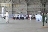 ニュース画像:岩国の第31航空群、改編行事を挙行 電子戦部隊を統合