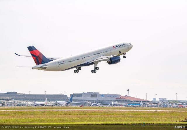 ニュース画像 1枚目:デルタ航空 A330-900neo