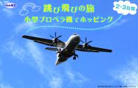 小型プロペラ機を満喫する定番のアイランドホッピングツアー、販売開始の画像