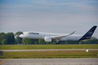 ニュース画像:ルフトハンザ、フランクフルト発着にA350配置替え 羽田線にも投入