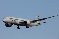 ZIPAIR、ついに本格始動 10月25日から増便の画像