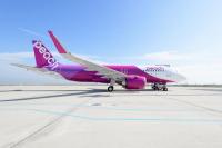ニュース画像:ピーチ、A320neo初号機 関西/新千歳線で運航開始へ