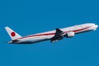 ニュース画像:政府専用機、首相のベトナム・インドネシア訪問で運航 10月18日から