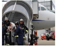 ニュース画像:成田空港、29日に航空機事故消火救難総合訓練 感染予防で規模縮小