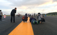 新千歳で滑走路ウォーク、北海道エアポート運営空港で各種イベントもの画像