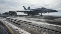 ニュース画像 2枚目:ロイヤルメイセスF/A-18Eの離陸