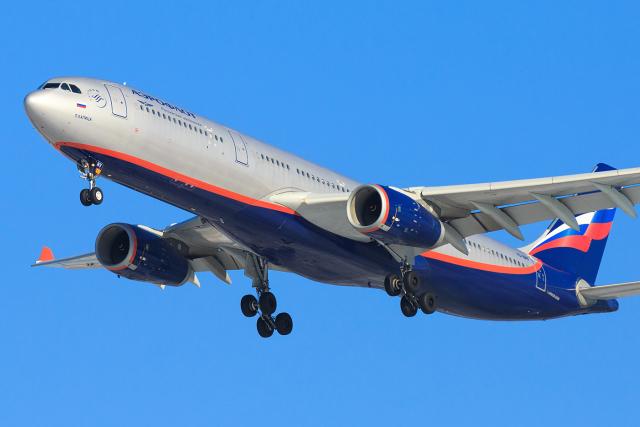 ニュース画像 1枚目:アエロフロート・ロシア航空 イメージ (BOSTONさん撮影)