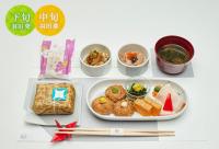ニュース画像 4枚目:11月JAL国内線ファーストクラス機内食