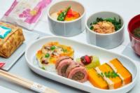 ニュース画像:JAL、11月の国内線ファースト機内食 星野リゾート監修青森の味
